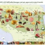 prodotti DOPe IGP  dell'emilia romagna